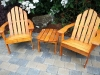 Custom-made Adirondack chairs - West Seattle, Ecoyards.