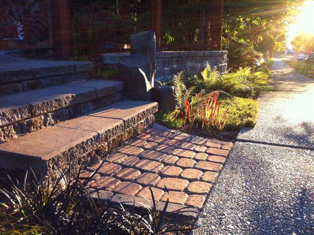 Seattle Paver Patios Paver Walkways Brick Patios Ecoyards