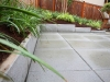 Architectural slab paver patio - West Seattle, Ecoyards