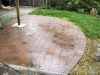 Old Country Stone paver patio - Central District, Seattle, Ecoyards.