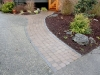 Old Dominion paver walkway - West Seattle, Ecoyards.