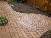 Old Dominion paver patio, Seattle