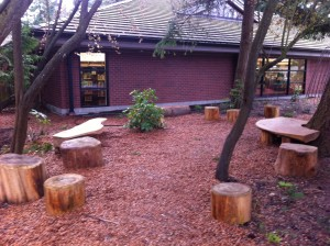 cedar circle, mercer island, ecoyards