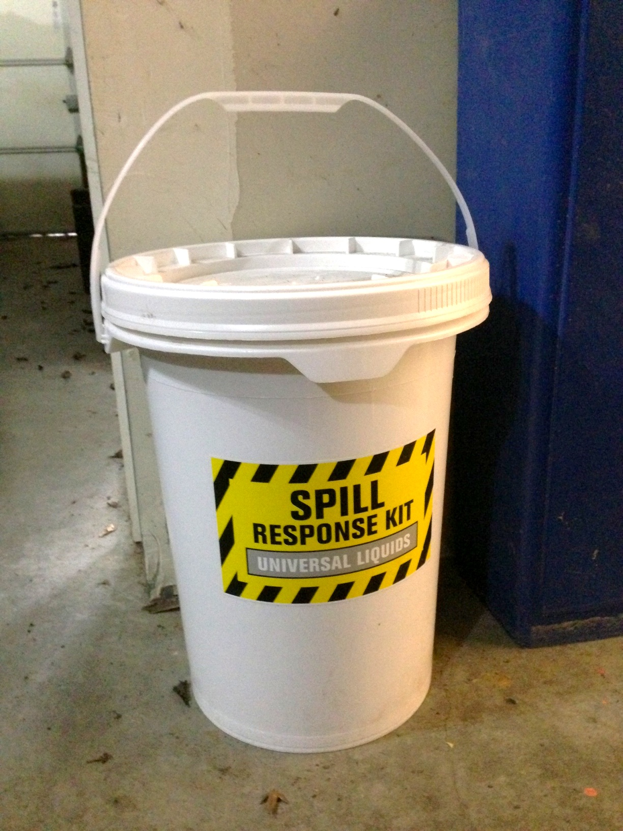 spill kit, seattle